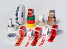 Auswahl Verpackungsklebebänder