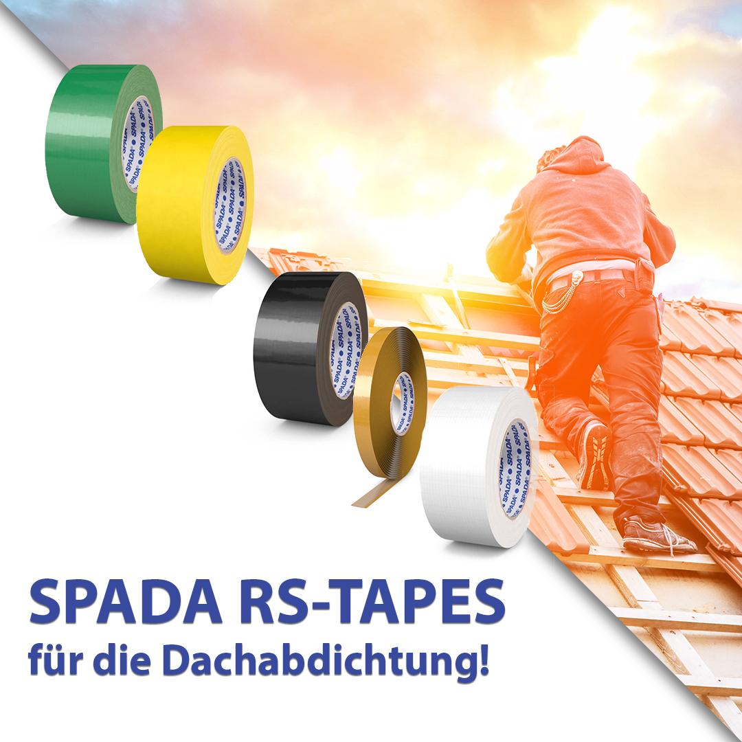 Wofür werden SPADA RST-Klebebänder eingesetzt?