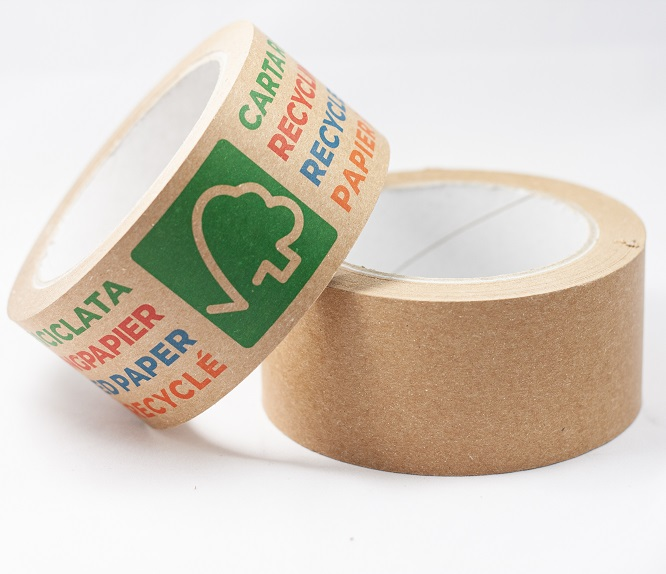 Papierklebeband für die Verpackung