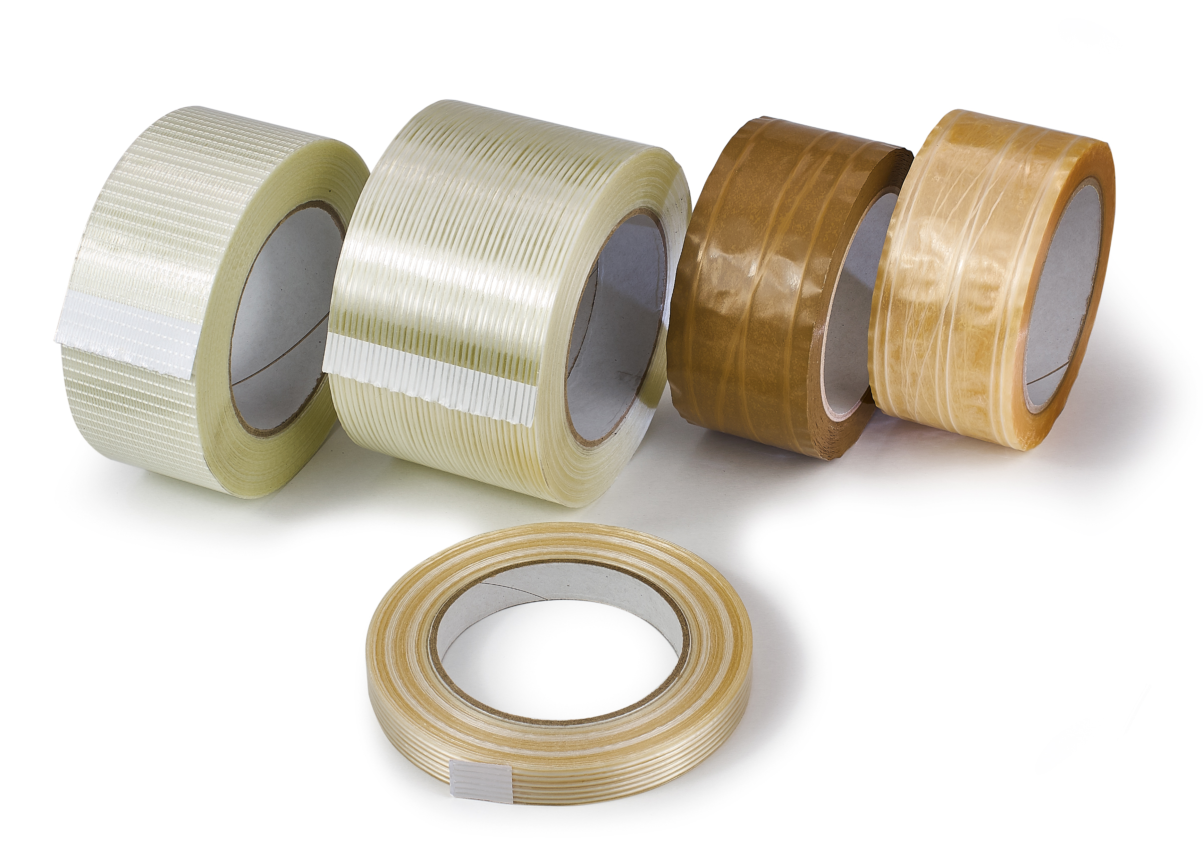 Filamentklebeband und Fadenversärkung